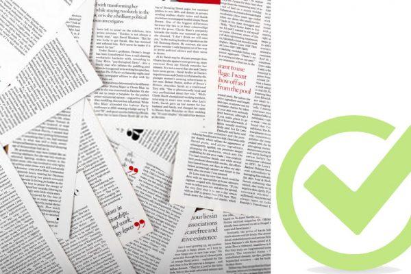 نکات لازم برای چاپ مقاله در ژورنال