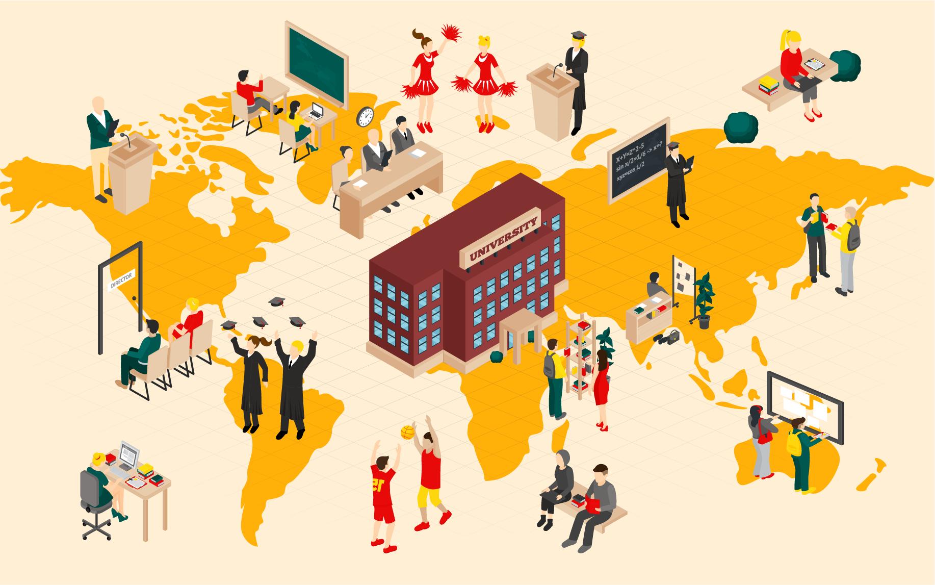 رتبه بندی برترین دانشگاه های جهان بر اساس مقاله نویسی